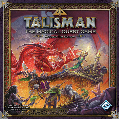 Image from http://boardgamegeek.com/image/332870/talisman-revised-4th-edition