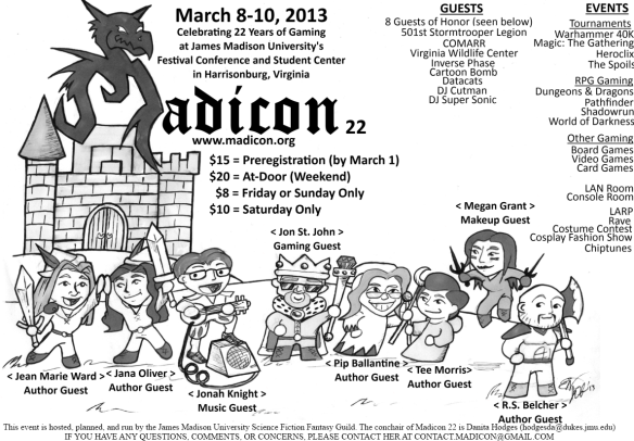 Madicon Flyer official